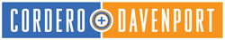 Cordero + Davenport Logo