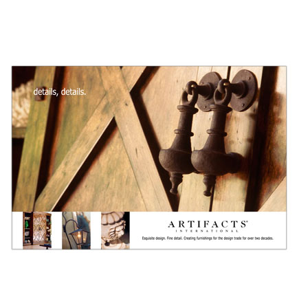 Artifacts Postcard 2